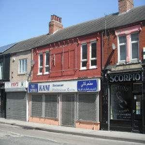 Thumbnail Retail premises for sale in Hartington Road, Middlesbrough