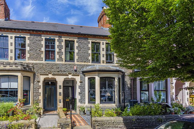 Thumbnail Property for sale in Talbot Street, Pontcanna, Cardiff