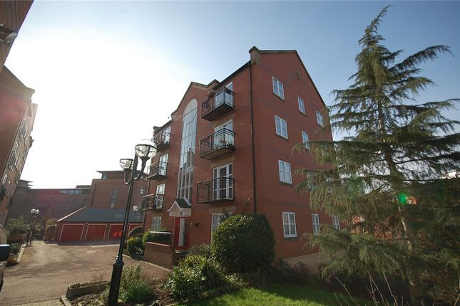 Thumbnail Flat for sale in Thomas Telford Basin, Manchester
