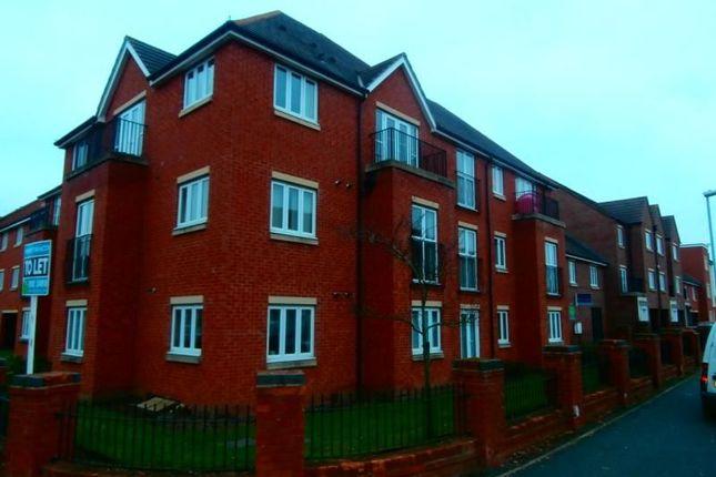 Thumbnail Flat to rent in Ardgowan Grove, Wolverhampton