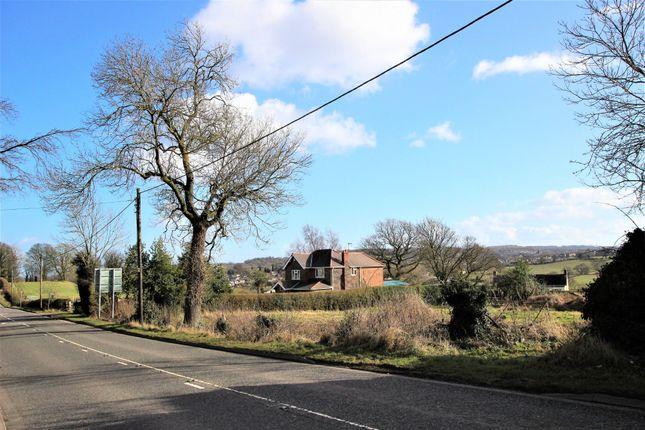 Thumbnail Land for sale in Loughborough Road, Coleorton, Coalville