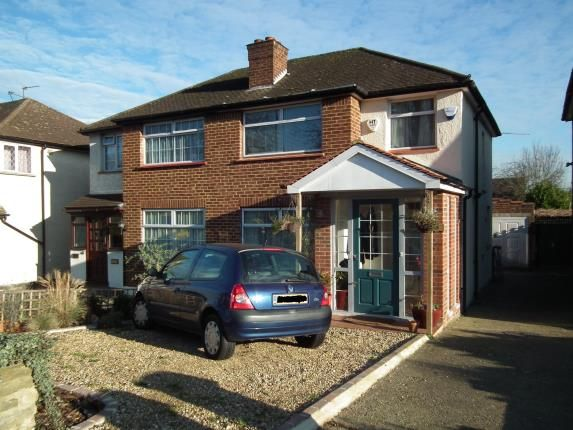 Thumbnail Semi-detached house for sale in Great Cambridge Road, Enfield