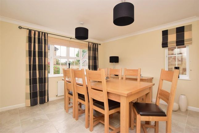 Dining Room of Lodge Field Road, Whitstable, Kent CT5