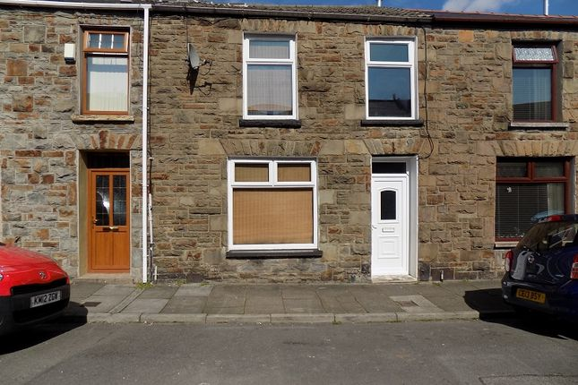Thumbnail Terraced house for sale in Dumfries Street, Treorchy, Rhondda, Cynon, Taff.