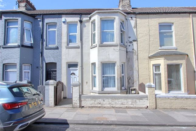 5 bed terraced house for sale in Turner Street, Redcar TS10