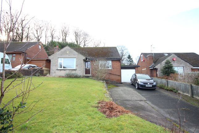 Thumbnail Detached bungalow for sale in Scholey Road, Rastrick