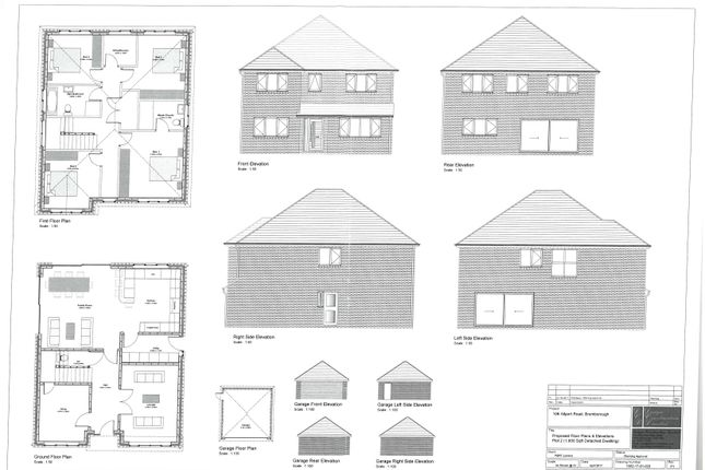 Thumbnail Detached house for sale in Allport Road, Bromborough, Wirral, Wirral