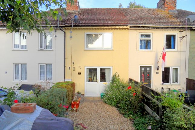 Thumbnail Terraced house for sale in Roman Bank, Long Sutton, Spalding, Lincolnshire