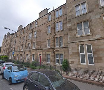 Thumbnail Flat to rent in Caledonian Crescent, Edinburgh, Available Now