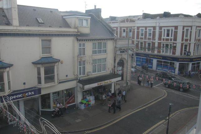Outlook of Victoria House, Wellington Street, Teignmouth, Devon TQ14