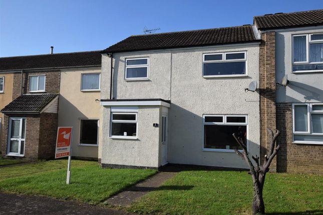 3 bed terraced house for sale in Malvern Walk, Oakham