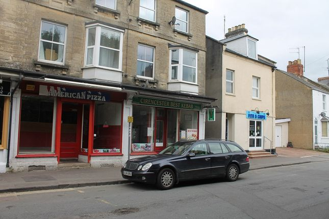 Thumbnail Town house for sale in Watermoor Road, Cirencester
