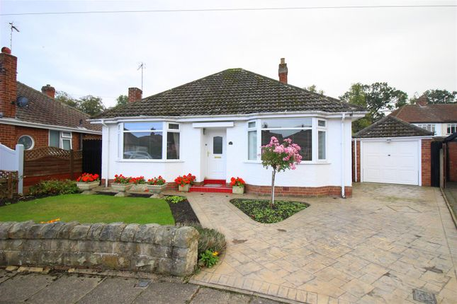 Thumbnail Detached bungalow for sale in Draycote Crescent, Darlington