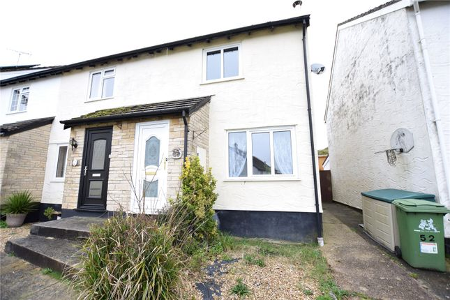 Thumbnail End terrace house to rent in Stafford Way, Dolton, Winkleigh