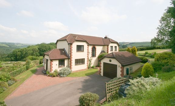 Thumbnail Detached house for sale in Cove, Tiverton