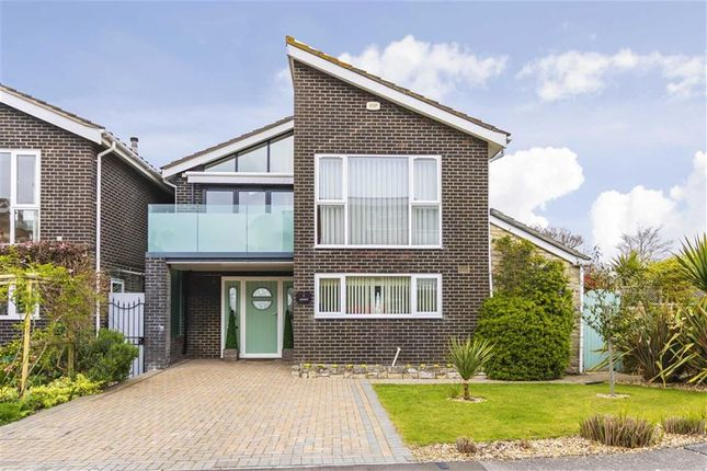 Thumbnail Detached house for sale in Arundel Way, Highcliffe, Christchurch