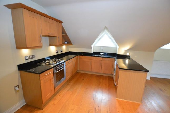 Thumbnail Flat to rent in Manor Road, Grendon