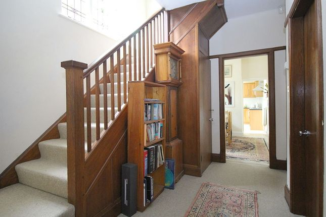 Entrance Hall of Forest Road, Loughborough LE11