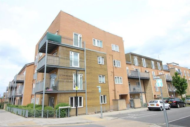 Thumbnail Flat for sale in Academia Way, London