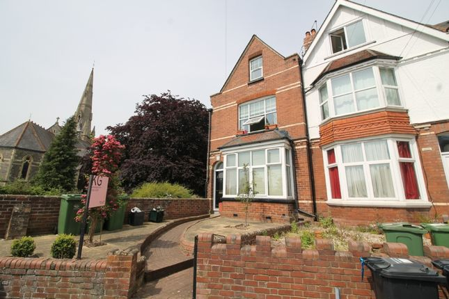 Thumbnail Room to rent in Barnardo Road, St. Leonards, Exeter