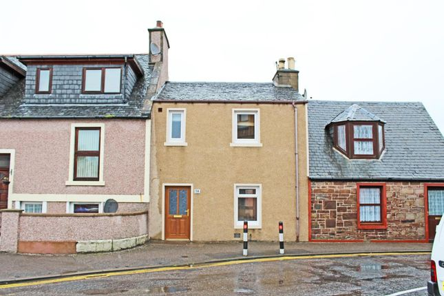 Thumbnail Terraced house to rent in Pumpgate Street, Inverness