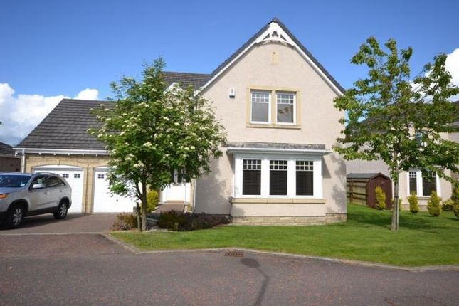 Thumbnail Detached house to rent in Glamis Crescent, Inchture, Perth