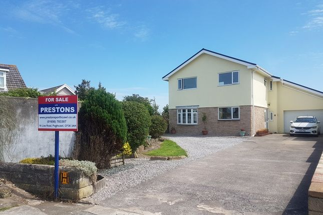 Thumbnail Detached house for sale in Long Acre Court, Porthcawl