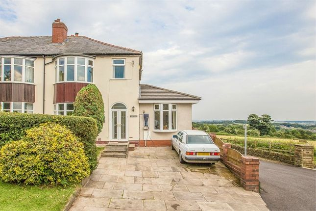 Thumbnail Semi-detached house for sale in New Chapel Lane, Horwich, Bolton