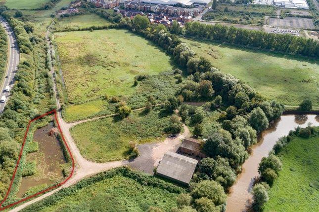 Thumbnail Land for sale in Plot 3, Severnside Farm, Gloucester, Gloucestershire