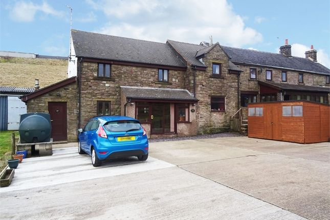 Thumbnail Semi-detached house for sale in Quarnford, Buxton, Staffordshire