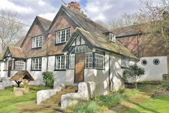 Thumbnail Detached house for sale in Whitepost Lane, Meopham, Gravesend