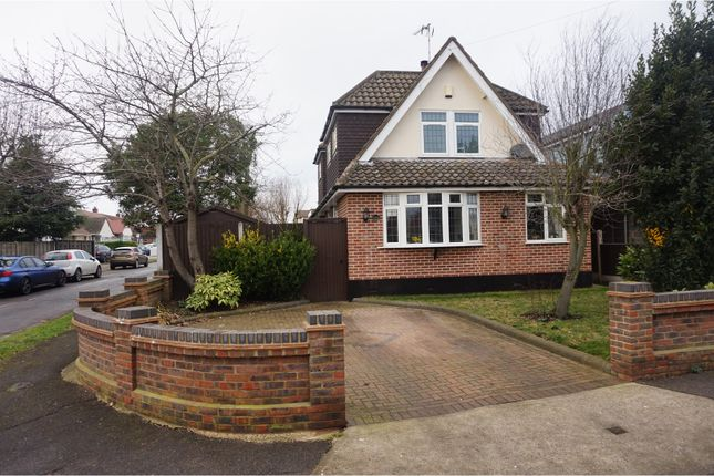 Thumbnail Detached house for sale in Woodfield Road, Benfleet
