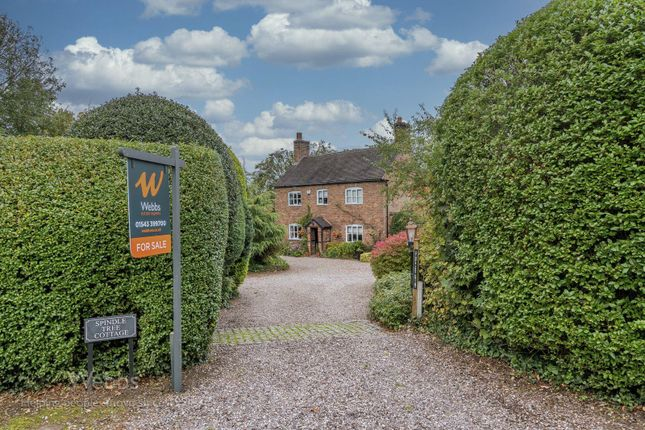 3 bed cottage for sale in Church Road, Shenstone, Lichfield WS14