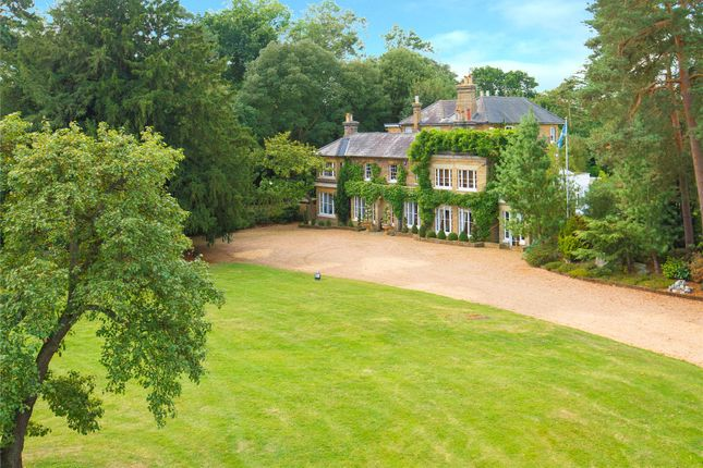 Thumbnail Detached house for sale in Church Lane, Broxbourne, Hertfordshire