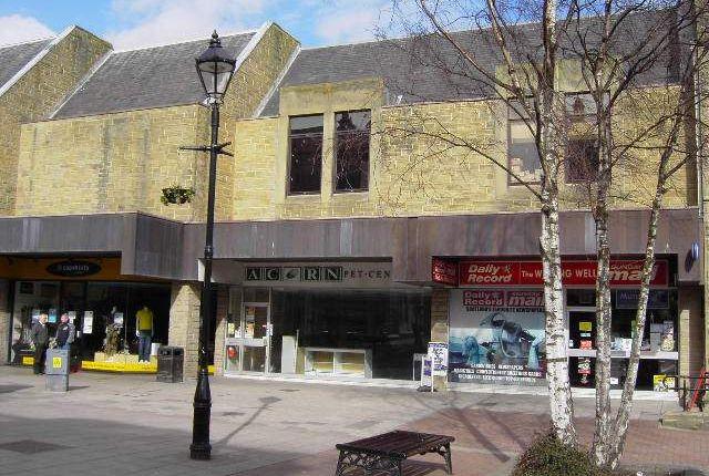 Thumbnail Retail premises to let in Unit 6, 9 Newmarket Centre, Falkirk