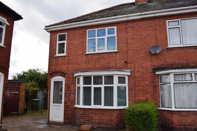 Thumbnail Semi Detached House For Sale In Olton Place Nuneaton