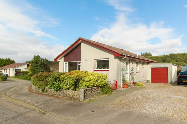 Thumbnail Detached bungalow for sale in 1 Etive Gardens, Oban