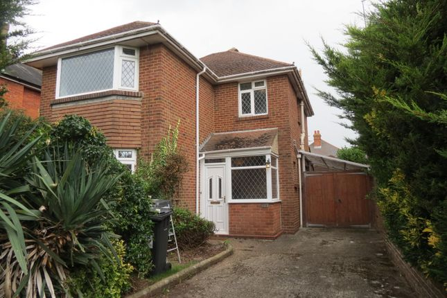4 bed property to rent in Vicarage Road, Moordown, Bournemouth BH9