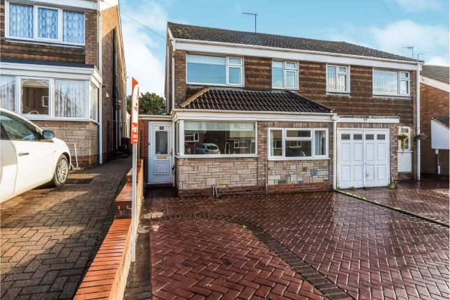 Semi-detached house in  Calewood Road  Quarry Bank  Brierley Hill  West Midlands  Birmingham