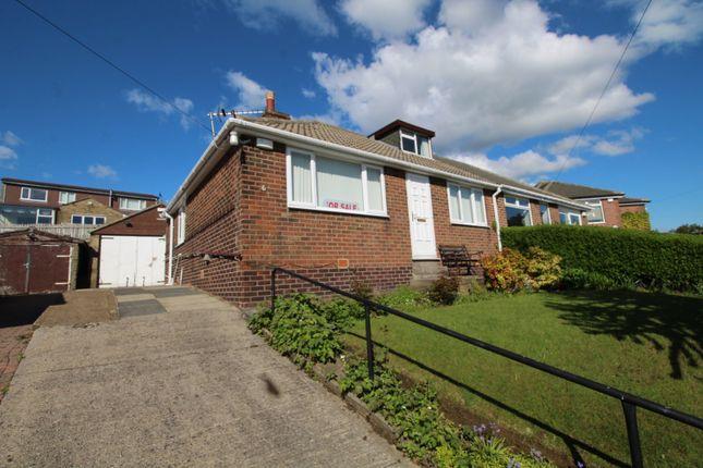 Thumbnail Bungalow for sale in Regent Road, Kirkheaton, Huddersfield, West Yorkshire