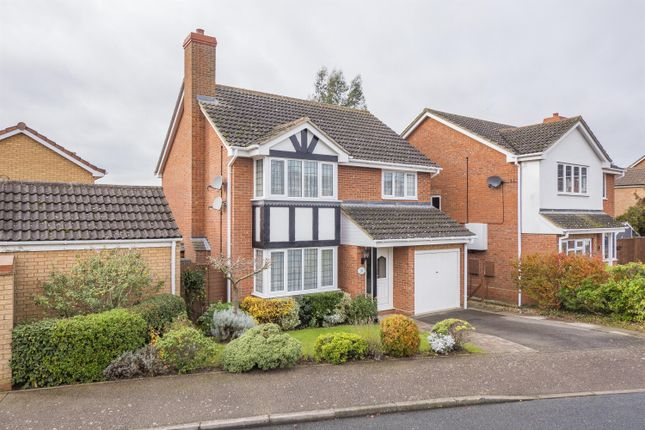 Thumbnail Detached house for sale in Edwin Panks Road, Hadleigh