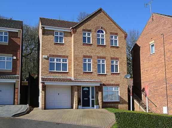 Thumbnail Detached house for sale in Rose Hill View, Mosborough, Sheffield, South Yorkshire