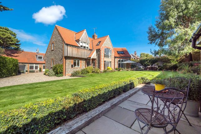 Thumbnail Detached house for sale in The Pastures, Blakeney, Holt