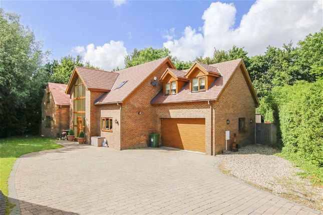 Thumbnail Detached House For Sale In The High Street Two Mile Ash Milton Keynes