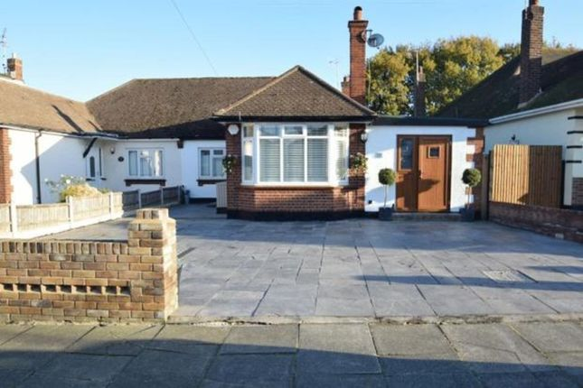 Thumbnail Semi-detached bungalow for sale in Winsford Gardens, Westcliff-On-Sea