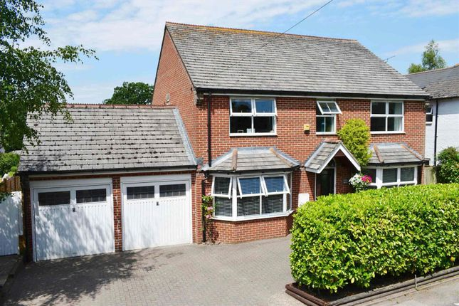Thumbnail Detached house for sale in Harts Lane, Burghclere, Newbury