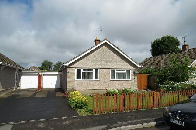 Thumbnail Detached bungalow to rent in Rickyard Road, Wrington, Bristol