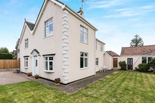 Thumbnail Detached house for sale in The Long Shoot, Nuneaton, Warwickshire