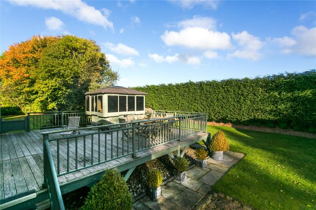 Sun Deck of Whisterfield Lane, Lower Withington, Macclesfield, Cheshire SK11