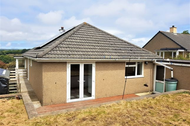 Thumbnail Detached bungalow to rent in St. Golder Road, Newlyn, Penzance